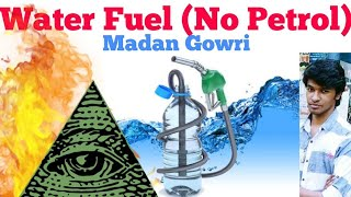 Water Fuel | No Petrol | Tamil | Stanely Meyer