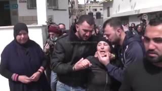 مصر العربية | تشييع جثمان فلسطيني قتله الجيش الإسرائيلي قرب رام الله