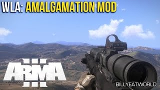 ARMA 3 (PC) - WLA: Amalgamation Mod Review - Key Features & Gameplay