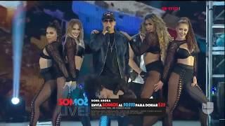 Daddy Yankee Perform - Gasolina Limbo Despacito  At Somos  SomoƧ