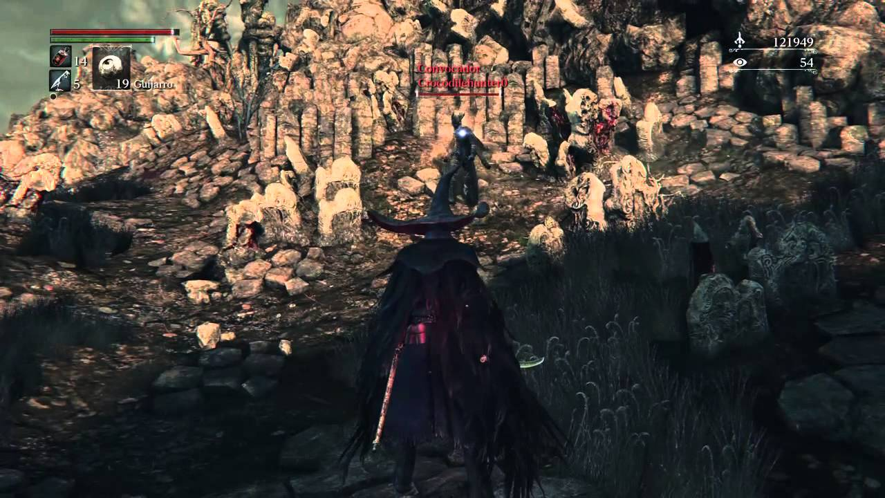 Builds | Bloodborne Wiki