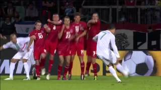Qualifiers 2014 Luxembourg vs Portugal 2012-09-07 Highlights HD