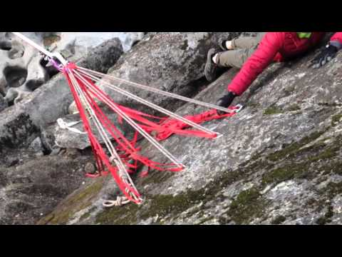 Slack Science - Cut Highline Anchor