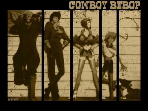 Cowboy Bebop-Cats On Mars