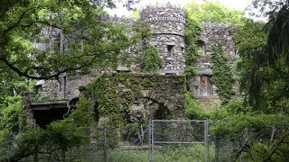 Exploring an Abandoned Connecticut CASTLE IN THE WOODS