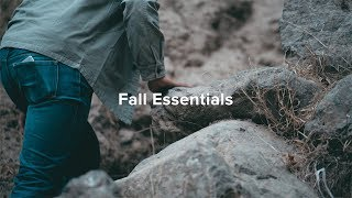 Fall Essentials | Mid Layers