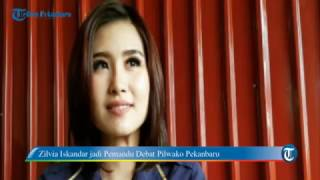 Video Zilvia Iskandar Akan Pandu Debat Pilwako Pekanbaru download MP3, 3GP, MP4, WEBM, AVI, FLV Desember 2017