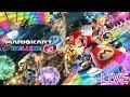 【マリオカート8DX】エンジョイ勢が雑談しながら世界レース!【雑談OK!】