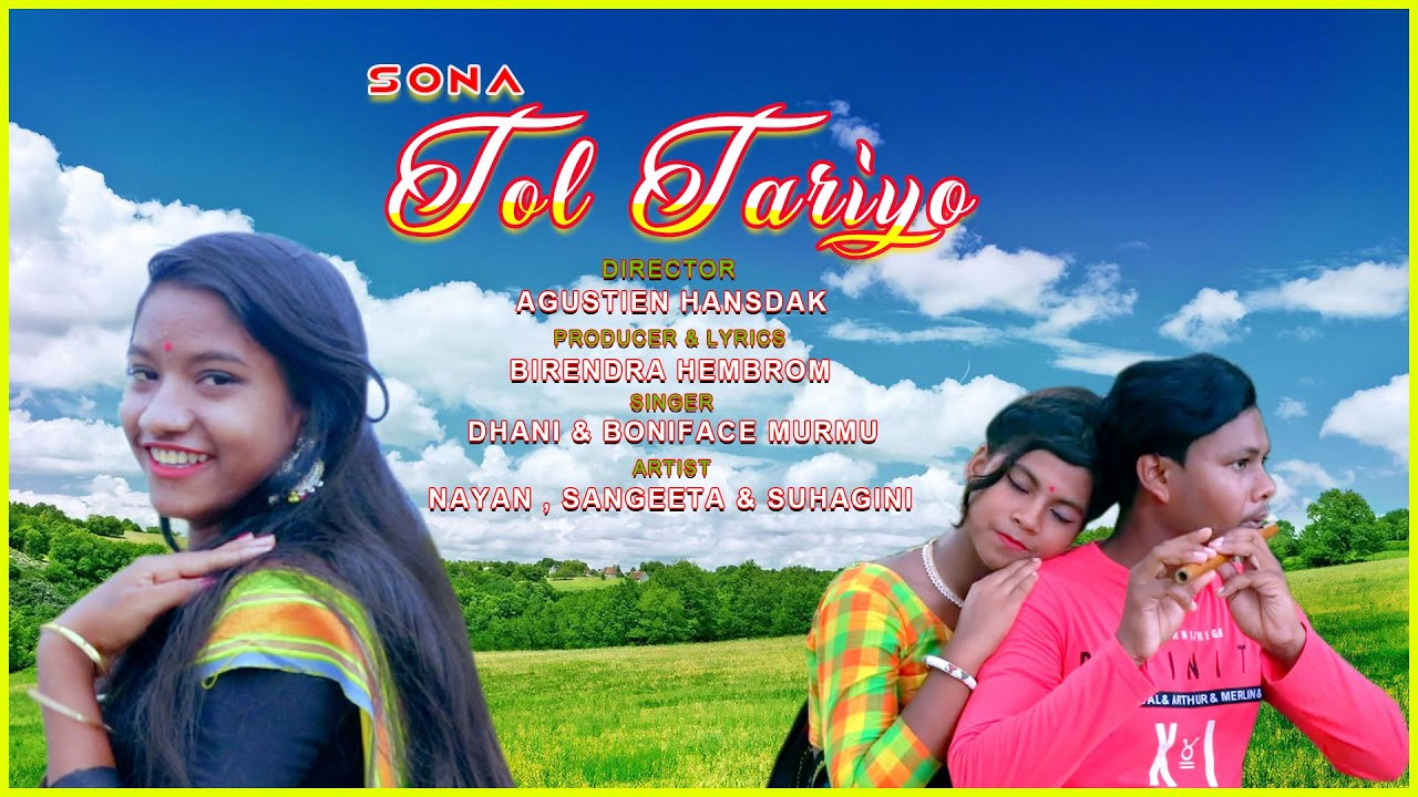 SONA TOL TIRIYO // DHANI MARANDI // NEW SANTHALI VIDEO SONG 2020