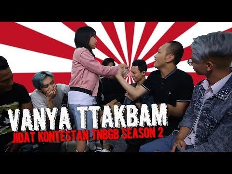 Vanya TTAKBAM Jidat Kontestan TNBGB Season 2