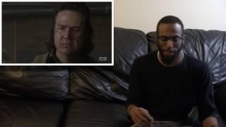 REACTION to The Walking Dead SEASON 7 Episode 7 (FULL REACTION - Part 2)