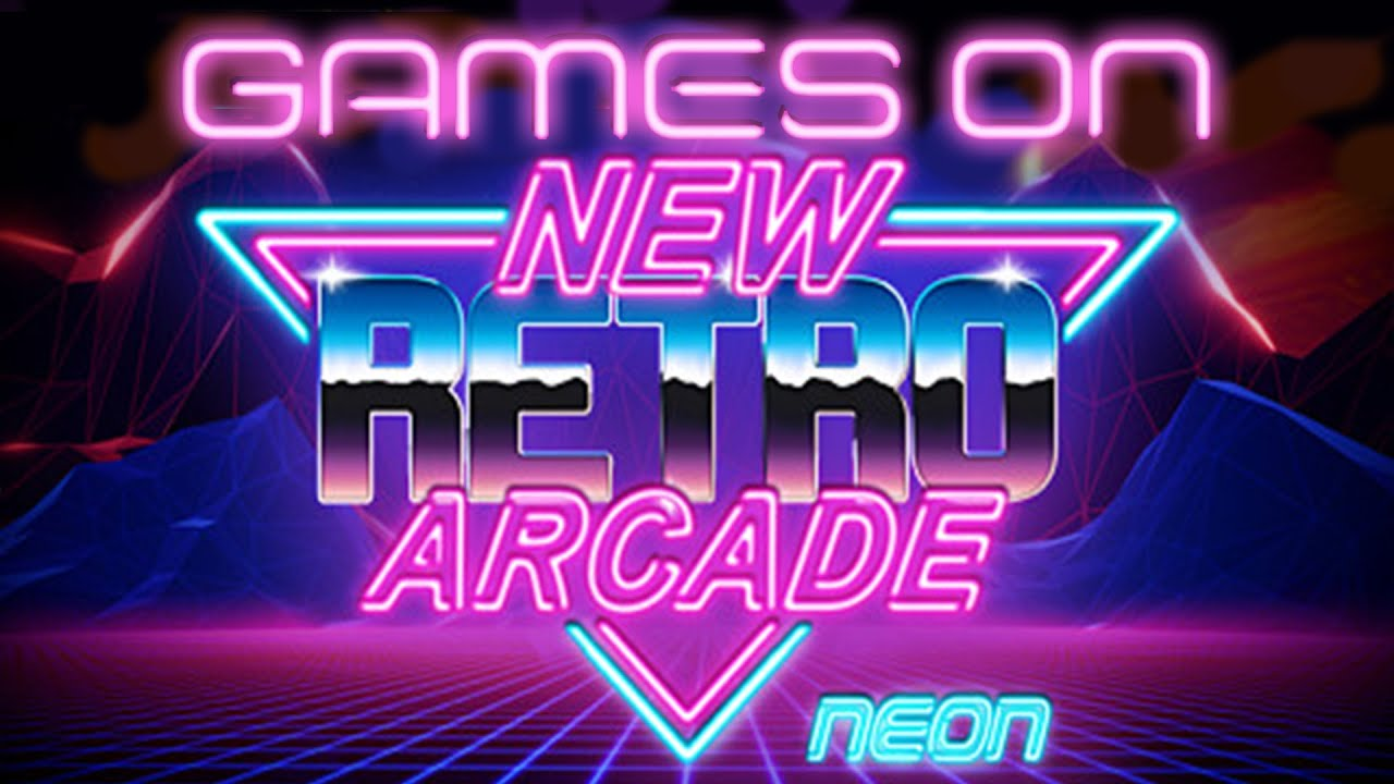 Free Hd Live Wallpapers For Pc New Retro Arcade Neon First Look At What This Can Do