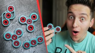 MAKING THE BEST FIDGET SPINNERS WITH A 3D PRINTER! (Hand Spinners)