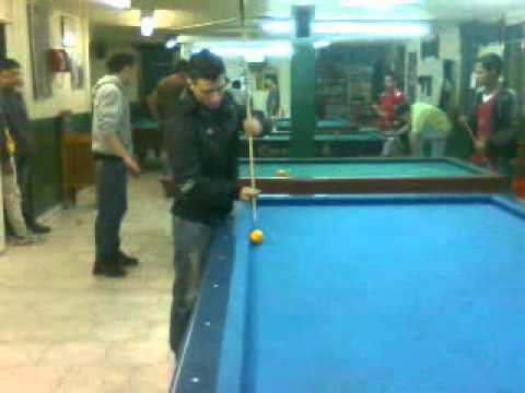 CLUB DE BILLARES EL CAPRY  BARRIO SAN FRANCISCO  billar de fantasia     !DAVID¡ Videos De Viajes
