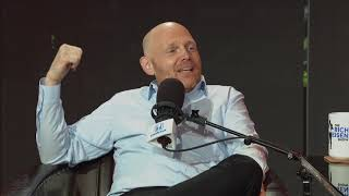 Comedian Bill Burr on Watching Michigan Destroyed by Ohio State | The Rich Eisen Show | 12/7/18