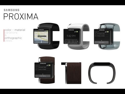 """My Opinion"" on Samsung Proxima Smart Watch"