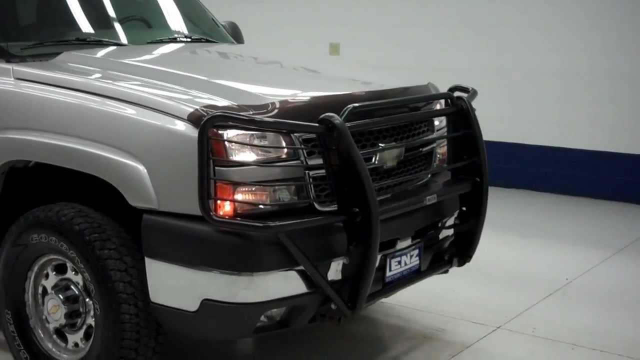 2005 Silverado 1500 >> J4980 2005 Chevrolet Silverado 2500 CREW-SHORT-LT-6.6L DIESEL LLY-4WD www.LENZAUTO.com $28,997 ...