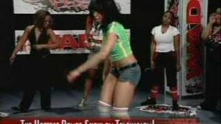 Dance Party May 2009 Ladies CatFight We Run This