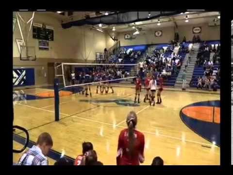 Volleyball: Evanston High School vs  Lyman High School 10/1/13