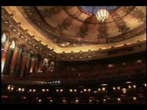 Detroit's Magnificent Fox Theater