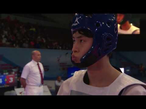 [MALE -58kg FINAL] Rabat 2017 World Taekwondo Grand Prix