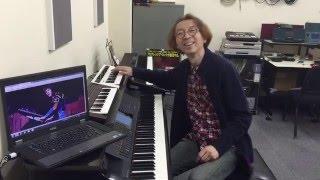 "Promenade/Emerson,Lake&Palmer"" Playing the Yamaha reface DX,CS and ..."