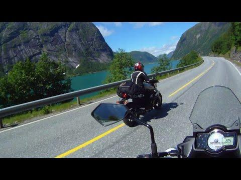 Motorcycle Tour Norway to Sognefjorden, Hardanger og Hardangervidda