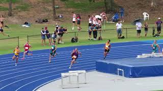 200m 17M H4 Zane Branco 20.96R +0.9 Qld School championships 2017 2017 Video