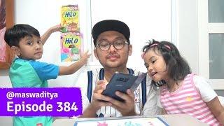 Gambar cover Apps Bikin Jerapah Jadi Hidup dan Ngajak Kaki Lompat - lompat! - HiLo School