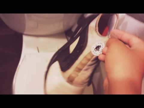 How to deep clean/restore huaraches