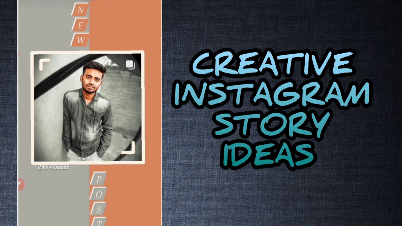 Instagram story ideas 2021 | New Post Instagram Story | Creative Instagram Stories | IG Story Trick