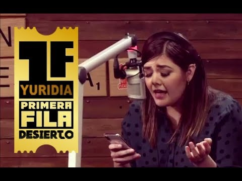 "Yuridia - ""Respondeme Tú"" (Versión Acústica) / Primera Fila"