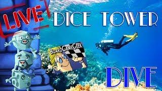 Dice Tower DIVE: Board Game Geek