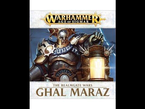 Age of Sigmar Narrative Focus: War in the Hidden Vale