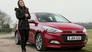 hyundai i20 2015 review  TELEGRAPH CARS