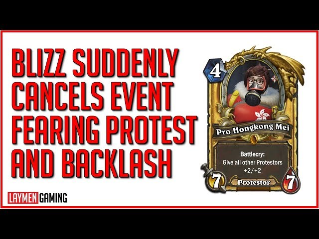 Design On Stock Blizz Bank.Blizz S Overwatch Launch Event Canned Fearing Mass Protests In Nyc