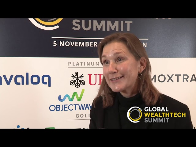 Global WealthTech Summit 2019 - Dorthe Håhr Dupont, Nordea