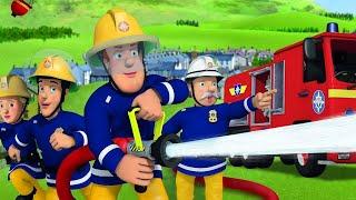 Sam le Pompier en français 🚒Conseils pour l'été ! 🔥 Sam à la rescousse