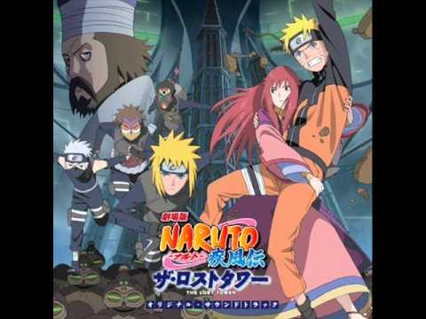 Naruto Shippuuden Movie 4: The Lost Tower OST - 11. Heavy Fog (Noumu)