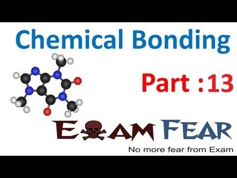 Chemistry Chemical Bonding part 13 (Resonance) CBSE class 11 XI