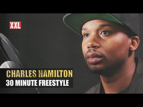 Charles Hamilton Freestyles Live for 30 Minutes in XXL Studio