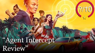 Agent Intercept Review [PC] (Video Game Video Review)