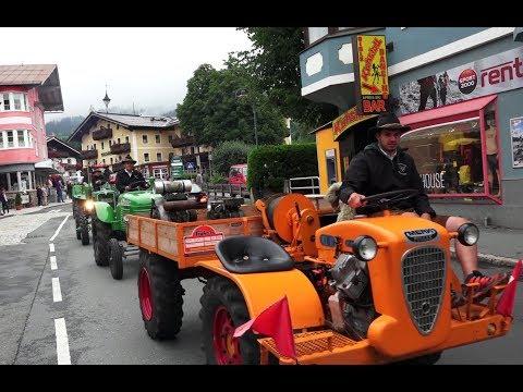 26. Internationales Oldtimertreffen in Kirchberg in Tirol 2017