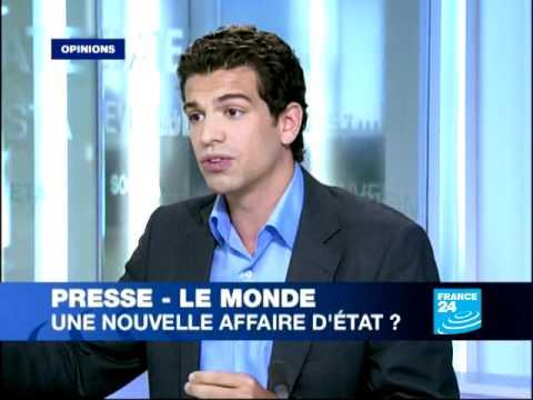 Presse - Le Monde : Une nouvelle affaire d'Etat