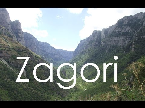 🌄 ZAGORI | GREECE