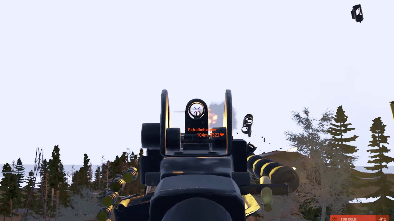 Selling] Rust Private hacks - Undetected ! Debug camera and alot more!