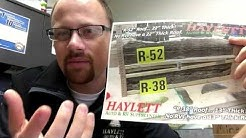 HaylettRV - The Truth about RV R-Values with Josh the RV Nerd
