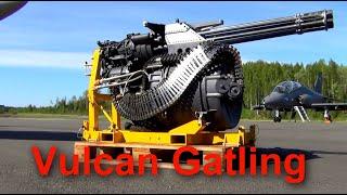 Vulcan Gatling Gun