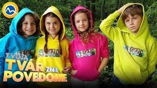 TVOJA TVÁR ZNIE POVEDOME - Najrozkošnejšie vystúpenie: Deti z Oteckov v špeciálnom čísle!