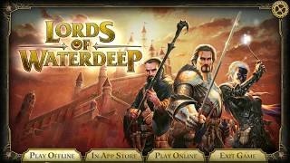 DGA Plays: D&D Lords of Waterdeep - Steam Version (Ep. 1 - Gameplay / Let